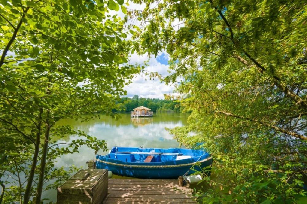 revons de rives de caractere bord de lac