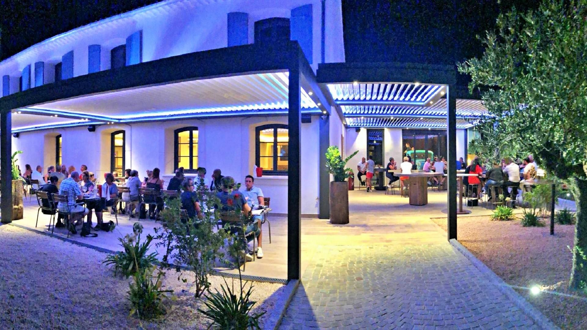 Hotel 1770-avignon-provence-sud-france-restaurant factory-seminaires-de-caractere