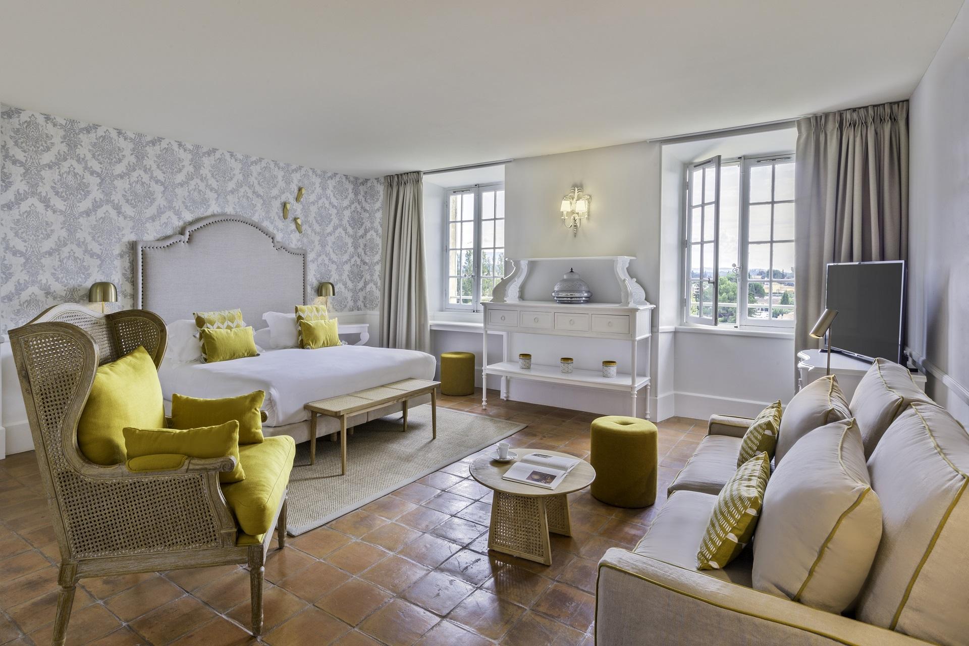 chateau-de-mazan-ventoux-vaucluse -avignon-provence-chambre-seminaires-de-caractere