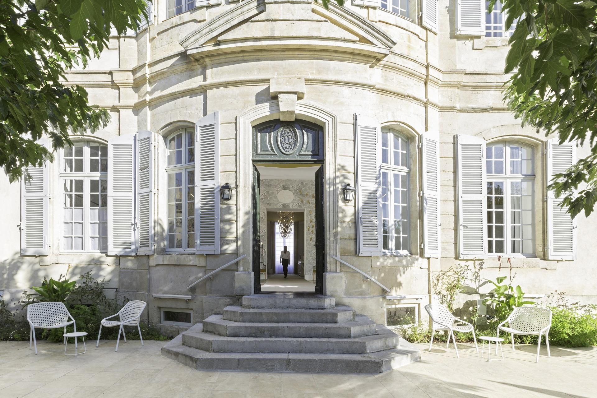 chateau-de-mazan-ventoux-vaucluse -avignon-provence-entree-seminaires-de-caractere