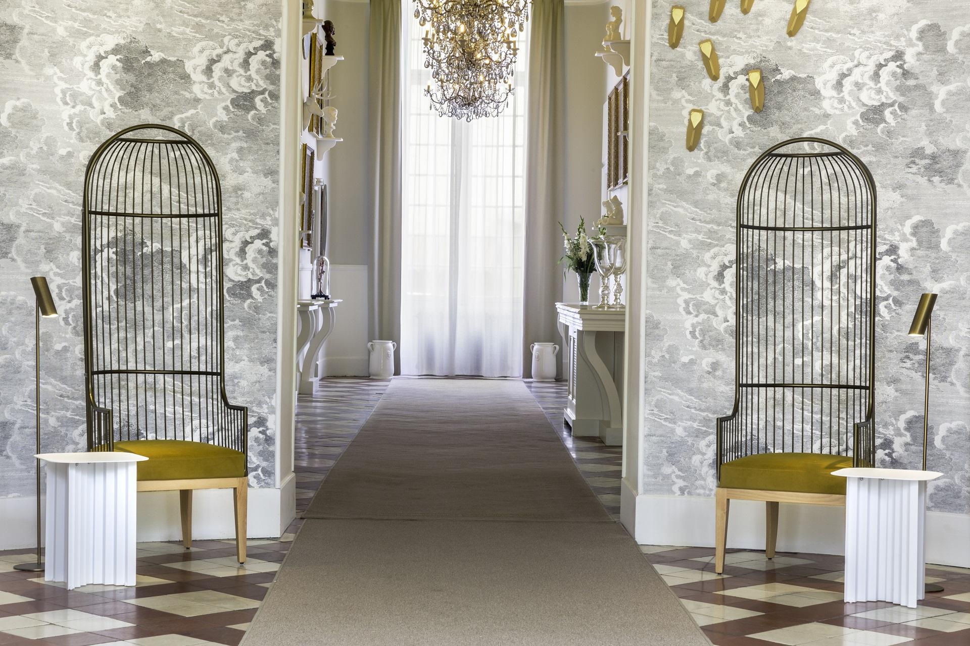 chateau-de-mazan-ventoux-vaucluse -avignon-provence-vestibule-seminaires-de-caractere
