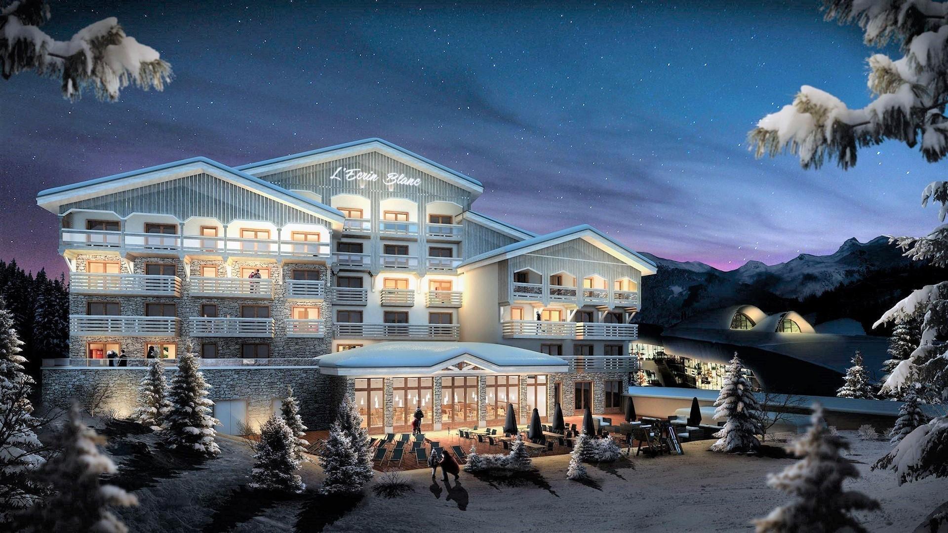 ecrin-blanc-courchevel-incentive-neige-ski-montagne-by-night