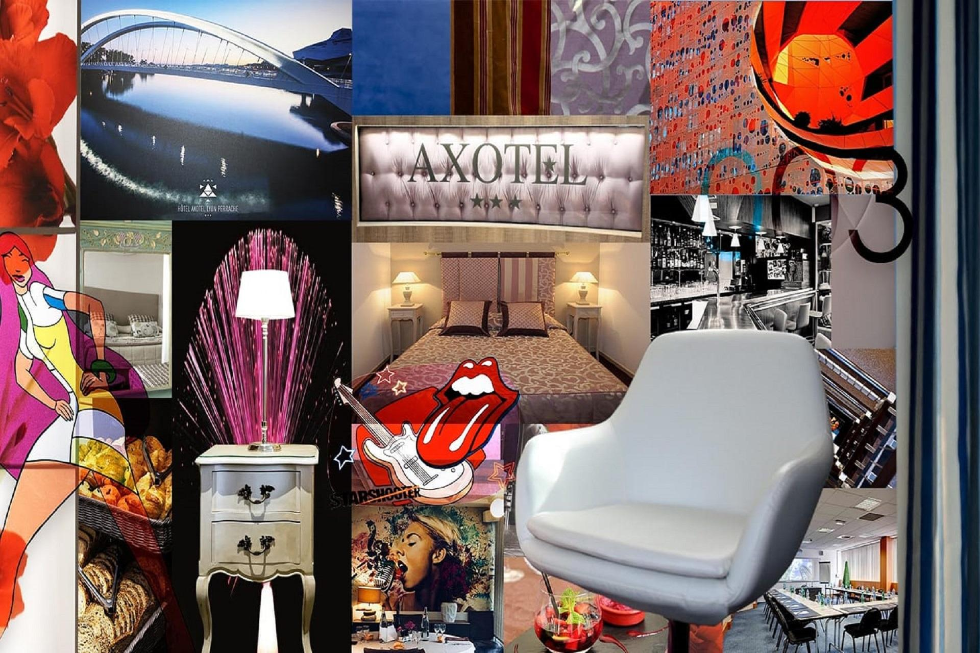 hotel-axotel-Happy-culture-lyon-perrache-pop-art
