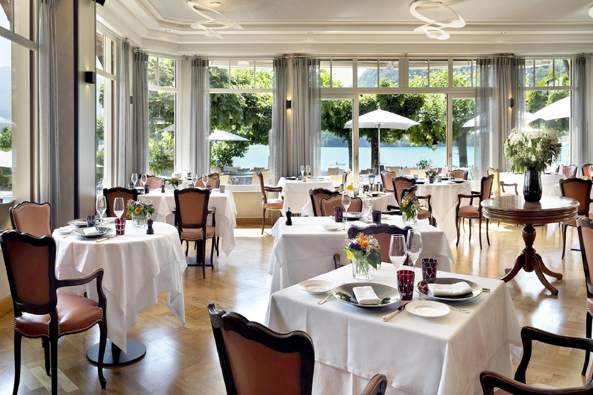 le-cottage-bise-lac-annecy-talloires-incentive-seminaires-de-caractere-restaurant