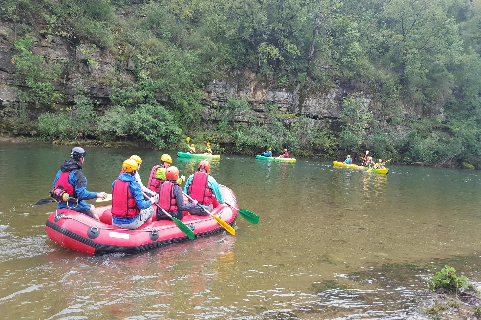 oleis-travel-events-animations-incentive-team-building-provence-canoe