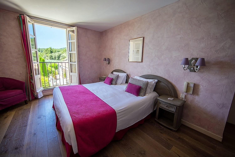 Mas-de-l'oulivie-Les-Baux -de-Provence-avignon-saint-remy-alpilles-chambre