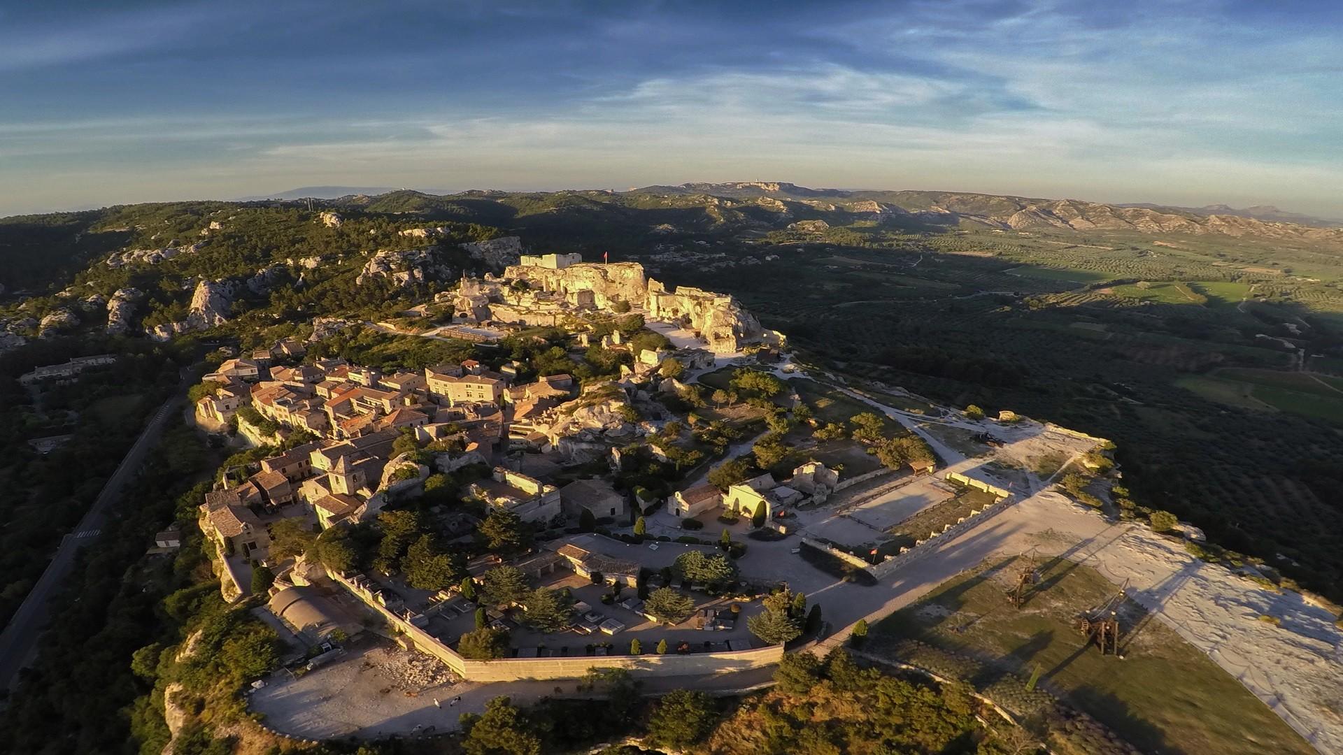 Mas-de-l'oulivie-Les-Baux -de-Provence-avignon-saint-remy-alpilles