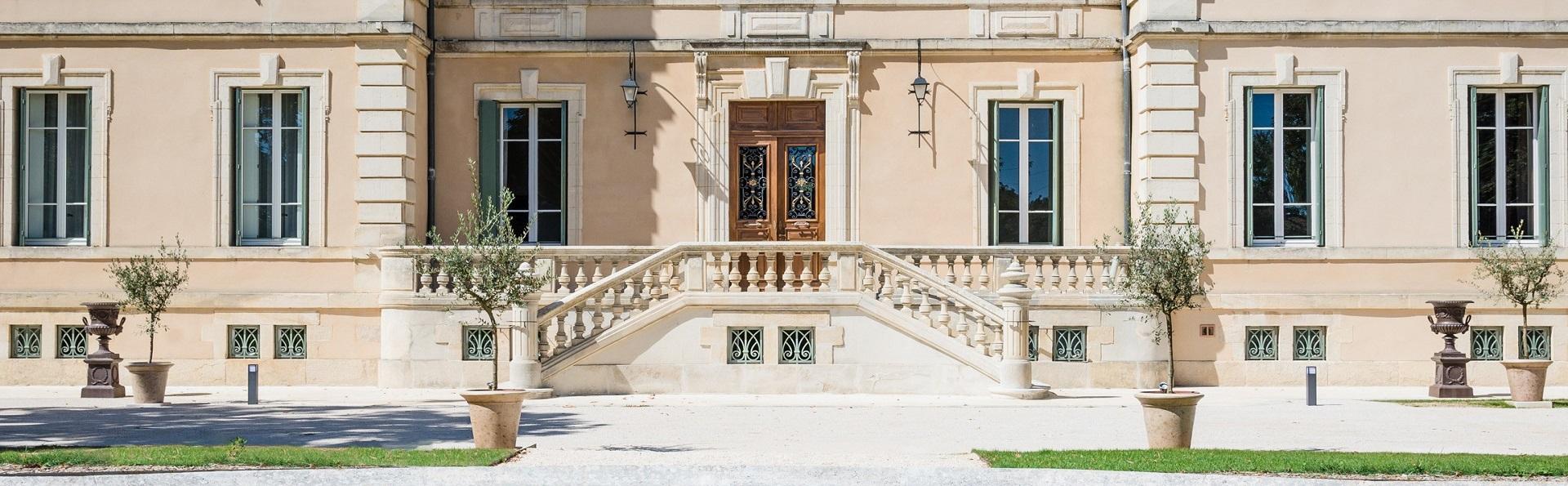 chateau-de-montcaud-provence -avignon-seminaire-de-caractere
