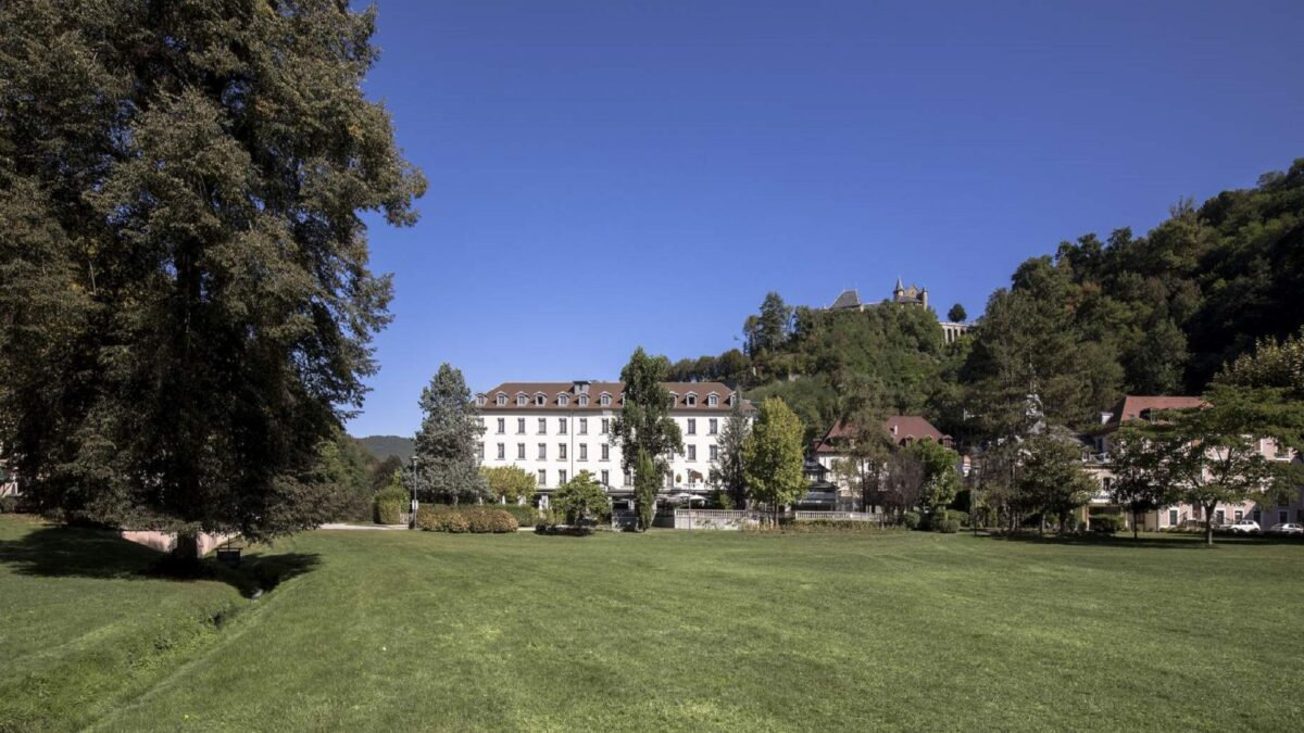 Grand Hôtel et Spa Uriage