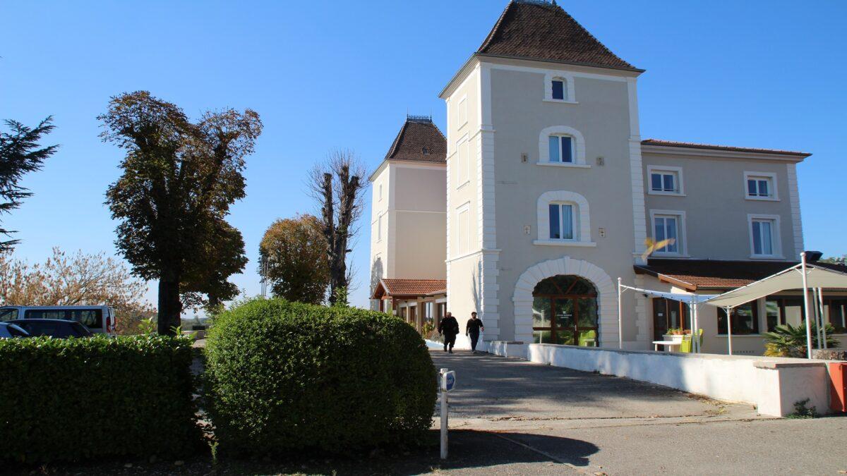 Domaine de Sainte Croix